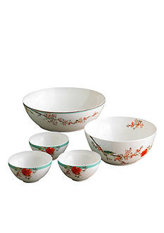 Lenox Chirp 5-Piece Serving Bowl Set