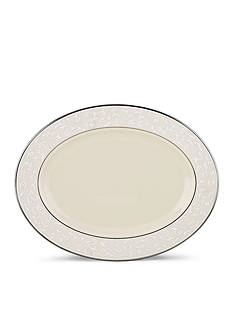 Lenox Free Pearl Innocence 13-inch Platter
