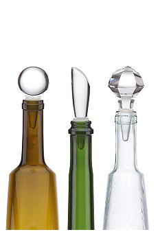 Lenox Tuscany Bottlestop Set of 3