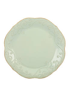 Lenox French Perle Ice Blue Dinner Plate