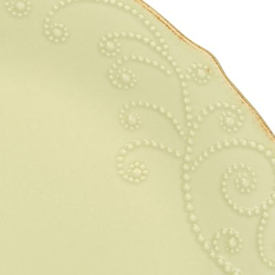 Casual Dinnerware Collection: Pistachio Lenox French Perle Pistachio Salad