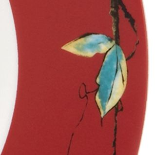 Lenox®: Scarlet Lenox Chirp 12-oz. Thermal Travel Mug