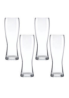 Lenox Tuscany Classics Wheat Beer Glass Set of 4