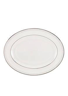 Lenox Sheer Grace Oval Platter