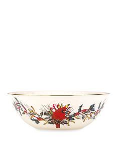 Lenox Winter Greetings Large Bowl
