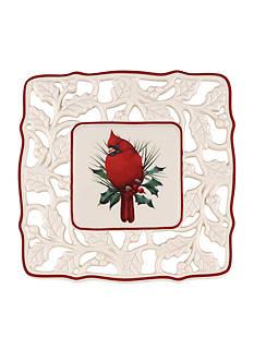 Lenox Winter Greetings Pierced Trivet