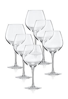 Lenox Tuscany Set of 6 Red Wine Glasses