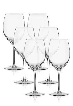 Tuscany Set of 6 White Wine Glasses