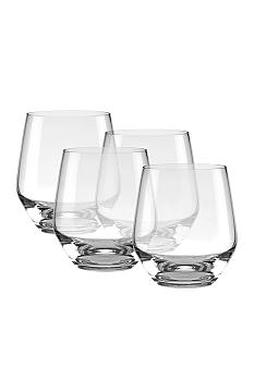 Lenox Glassware - Tuscany Set of 4 Double Old Fashioned Glasses