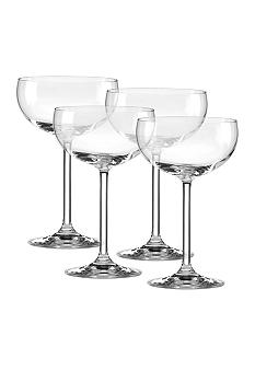 Lenox Tuscany Set of 4 Champagne Saucers