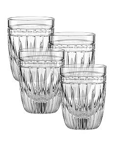 Lenox Vintage Jewel Double Old Fashioned Set of 4
