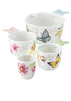 Lenox Butterfly Meadow Measuring Cups Set of 4