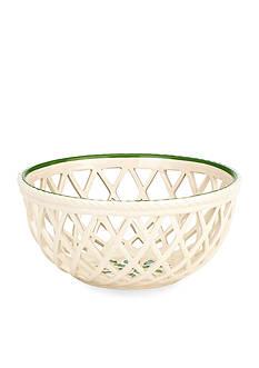 Lenox Holiday Bread Basket