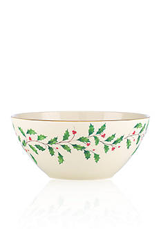 Lenox Holiday Small Bowl 7-in.