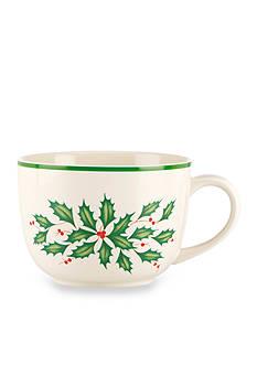 Lenox Holiday Comfort Mug/Bowl