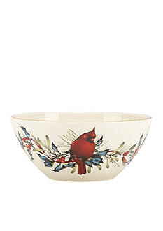 Lenox Winter Greetings Bowl 7-in.