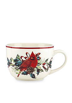 Lenox Winter Greetings Comfort Mug/Bowl