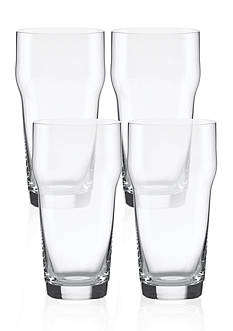 Lenox Tuscany Beer Pint Set of 4 Glasses