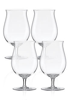 Lenox Tuscany Beer Tulip Glass Set of 4