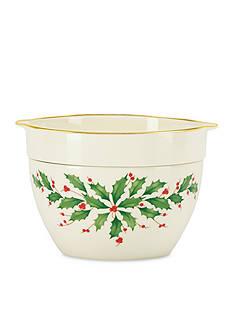 Lenox Holiday Value Cold Dip Bowl