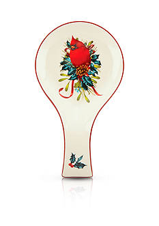 Lenox Winter Greetings Spoon Rest