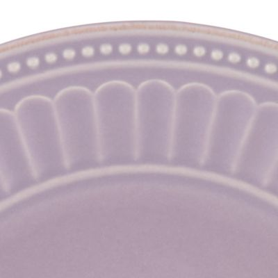 Lenox Dinnerware: Violet Lenox French Perle Violet Serving Bowl
