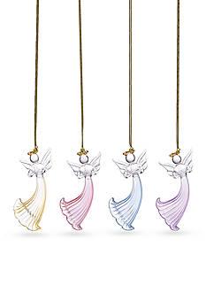 Lenox 4-piece Angel Ornament Set