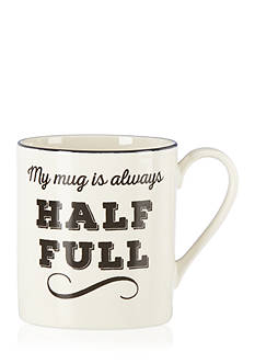 Lenox Around the Table Half Full Mug