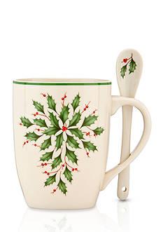 Lenox Holiday Set of 2 Cocoa Mug Set