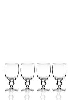 Lenox Set of 4 Tuscany Goblets