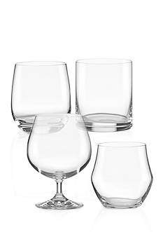 Lenox Set of 4 Tuscany Whiskey Glass Set