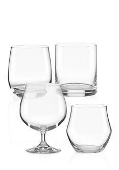 Lenox Set of 4 Tuscany Whiskey Glass Set