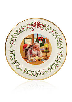 Lenox 2016 Holiday Collectors Plate (26th edition)