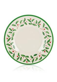 Lenox Holiday Melamine Salad Plate, Set of 4