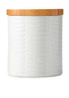 Lenox Entertain 365 Sculpture Small Canister