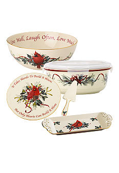 Lenox Winter Greeting Giftware