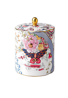 Wedgwood Butterfly Bloom Ceramic Tea Caddy