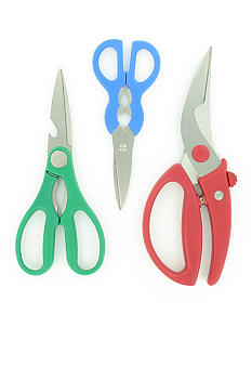 Cooks Tools Set of 3 Scissors
