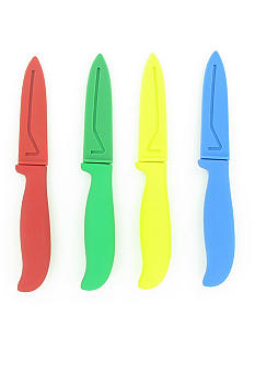 Cooks Tools Set of 4 Paring Knives