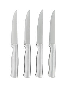Cooks Tools Set of 4 Stainless Steel Steak Knives
