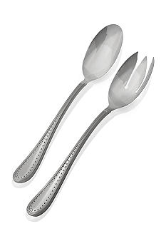 Vera Wang Grosgrain Set of 2 Salad Servers