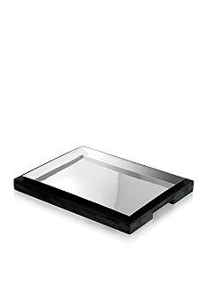 Vera Wang Vera Elements Rectangular Tray