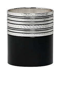 Vera Wang With Love Noir Silver 3-in. Votive