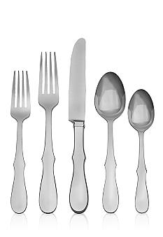 Vera Wang Silhouette Flatware 45pc set