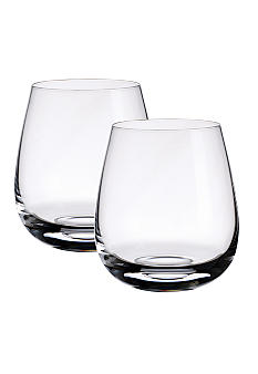 Villeroy & Boch Set of 2 Single Malt Whiskey Tumblers