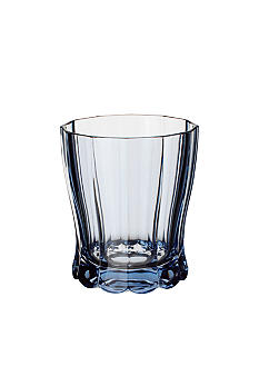 Villeroy & Boch Garden Blue Double Old Fashioned