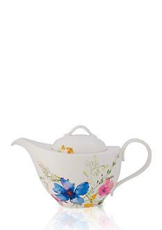 Villeroy & Boch Mariefleur Teapot