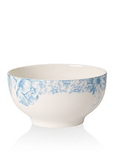 Villeroy & Boch Floreana Blue 25-oz. French Rice Bowl