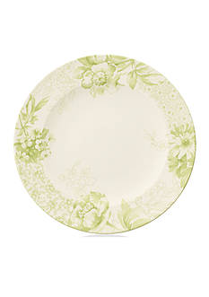 Villeroy & Boch Floreana Green 10.5-in. Dinner Plate