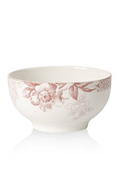 Villeroy & Boch Floreana Red 25-oz. French Rice Bowl